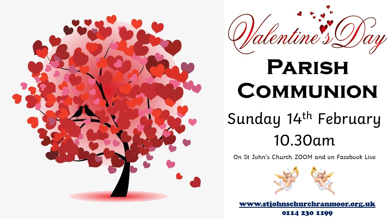 Valentines Parish COmmunion